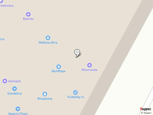 Кухни Вашего Стиля на карте Мытищ