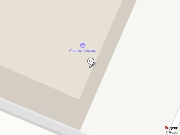 Лентана на карте Москвы