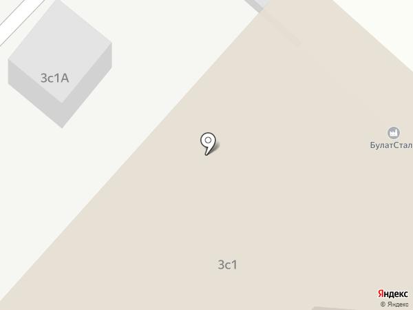 Фесфарм на карте Москвы