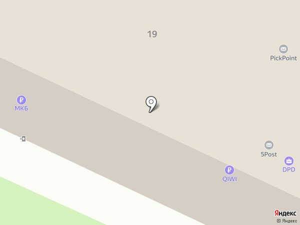 Ростелеком, ПАО на карте Видного