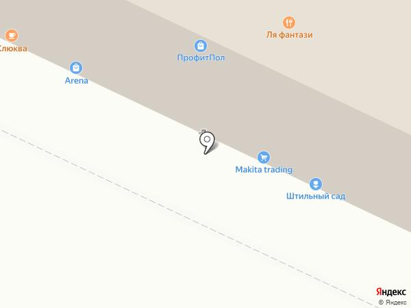 Delibri на карте Москвы