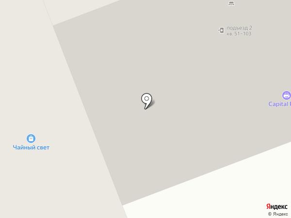 Hainet на карте Москвы
