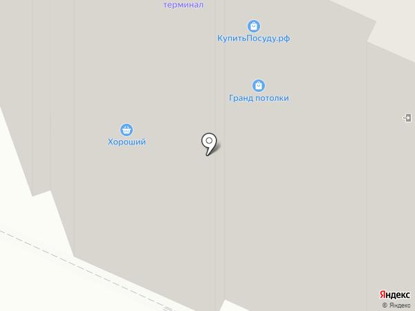 К2 на карте Мытищ