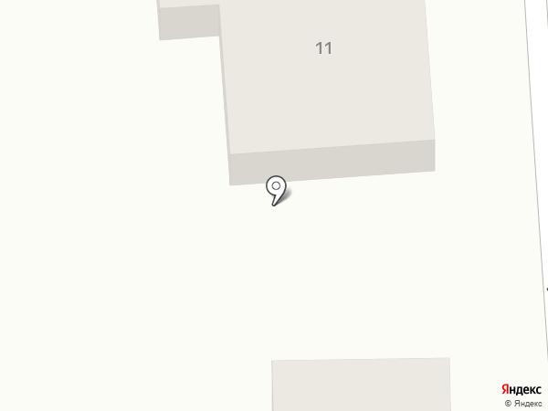 Автосервис на 38-м на карте Тулы