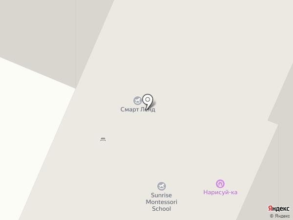 Международная федерация шейпинга на карте Мытищ