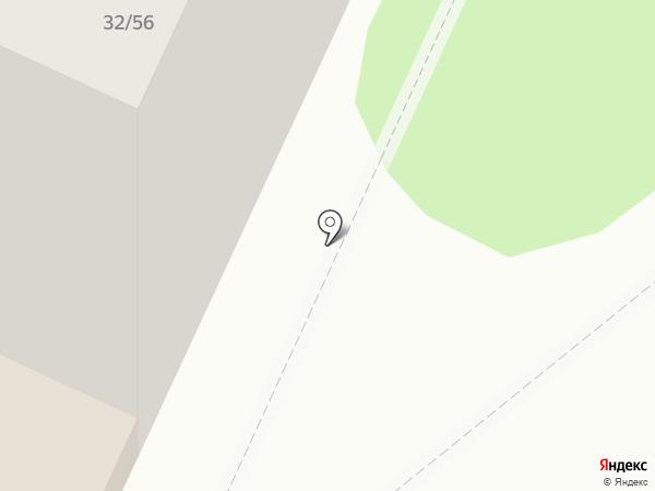 Центр копировальных услуг на карте Видного