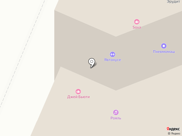 СП НОРФИ на карте Мытищ