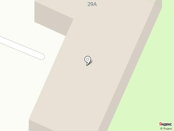 Микс на карте Мытищ