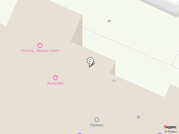 Обухов на карте Видного