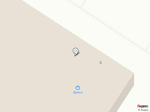 Магазин косметики и парфюмерии на карте Мытищ