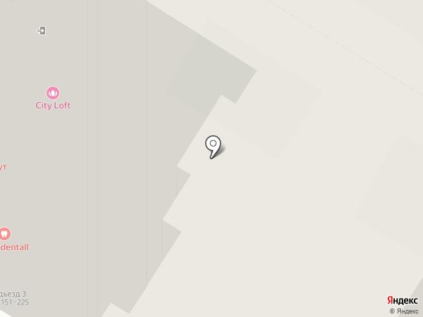 Мишель на карте Мытищ