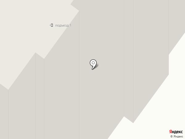 Южное Видное на карте Видного