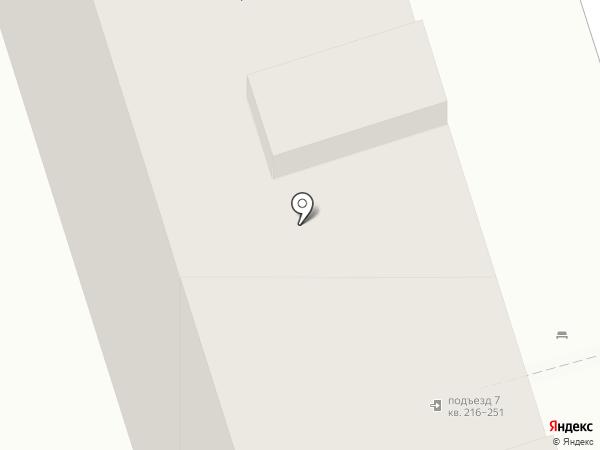Арборист на карте Москвы