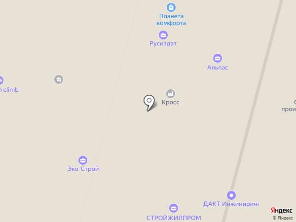 Экспо-БС на карте Москвы