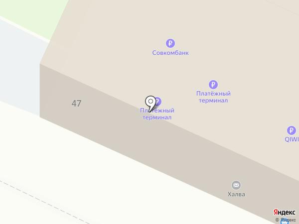 Шампур House на карте Москвы