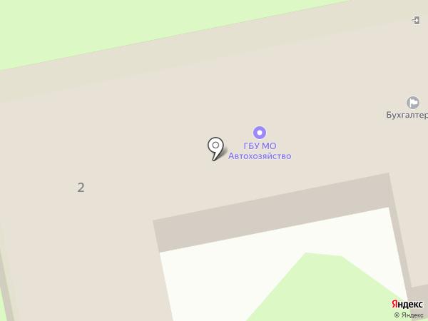 Видновская центральная районная больница на карте Видного
