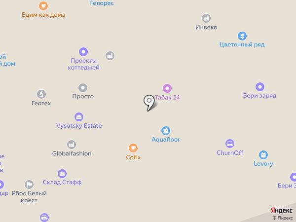 Electro-lux.ru на карте Москвы