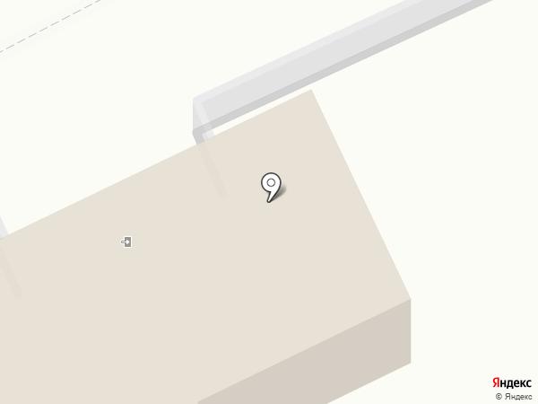 Участковый пункт полиции на карте Видного