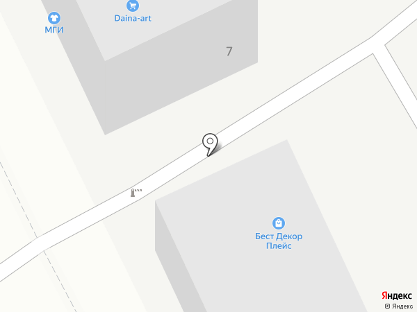 Медсалон на карте Москвы