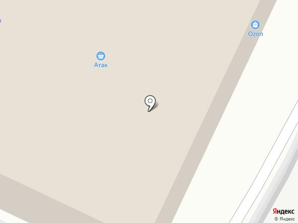 Пятерочка на карте Видного