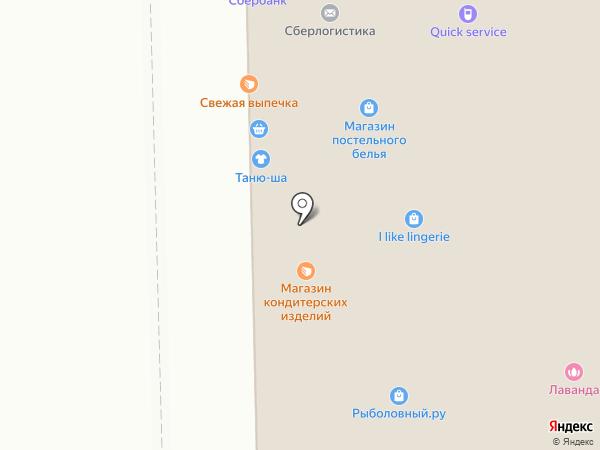 Империя на карте Москвы