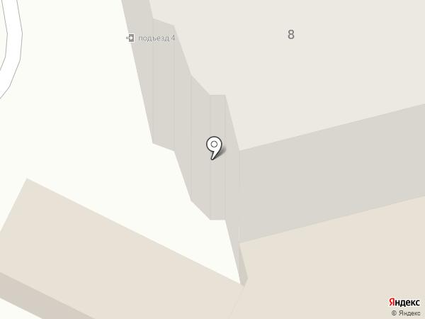 Лайм на карте Видного