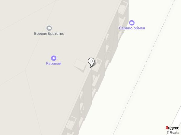 Импульс на карте Видного