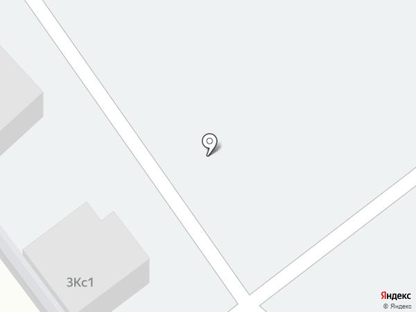 Элекснет на карте Видного