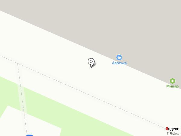 Мицар-Н на карте Мытищ
