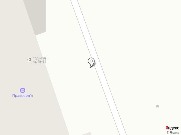 AntParts на карте Москвы