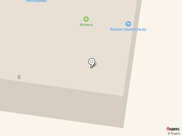 Меркурий на карте Видного
