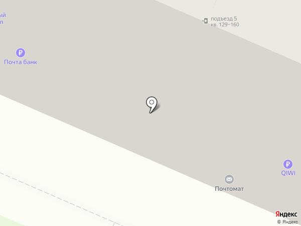 КБ Геобанк на карте Мытищ