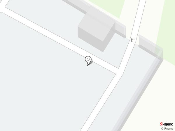 Автостоянка на карте Мытищ