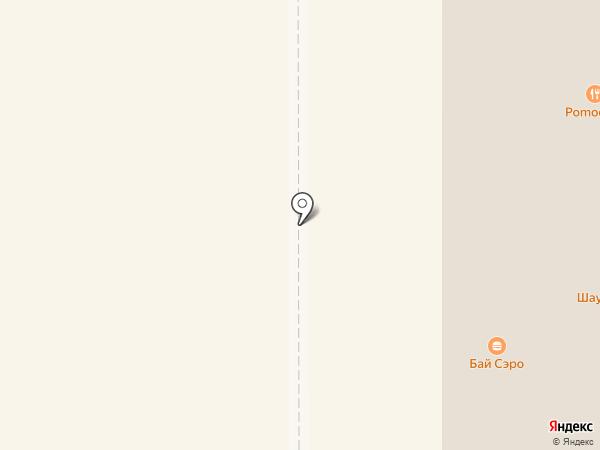Киоск по продаже кондитерских изделий на карте Видного