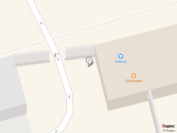 Сруб-строй на карте Видного