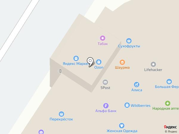 ЧЕХОЛ.ру на карте Мытищ