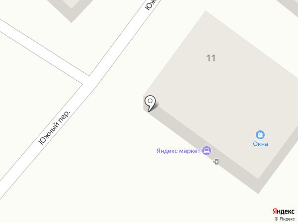 Магазин окон на карте Новороссийска