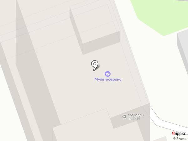 Auto-Auto на карте Москвы