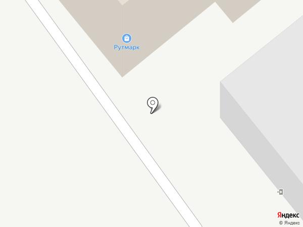 Раддар на карте Москвы