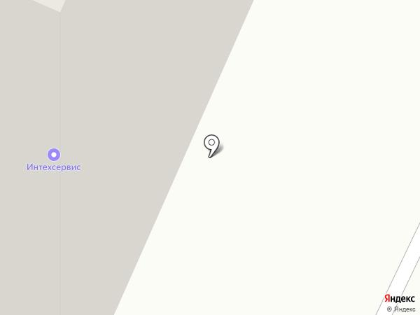 Эконом-парикмахерская на карте Москвы
