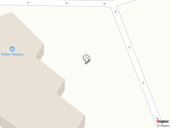 Сэр Ежик на карте Москвы