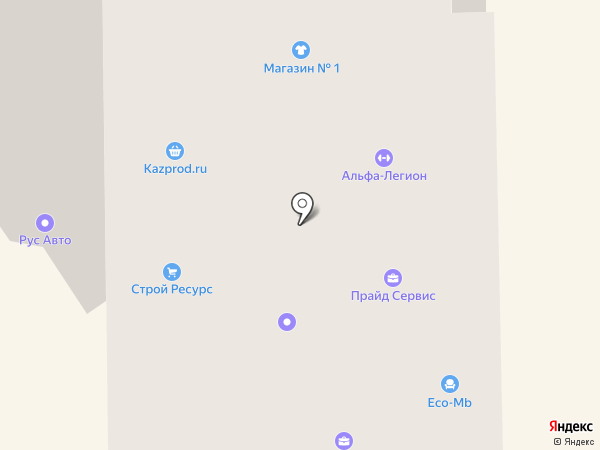 Рус-Авто на карте Видного