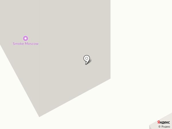 Арпи на карте Видного