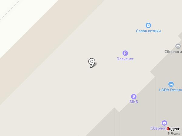 Комфорт на карте Мытищ