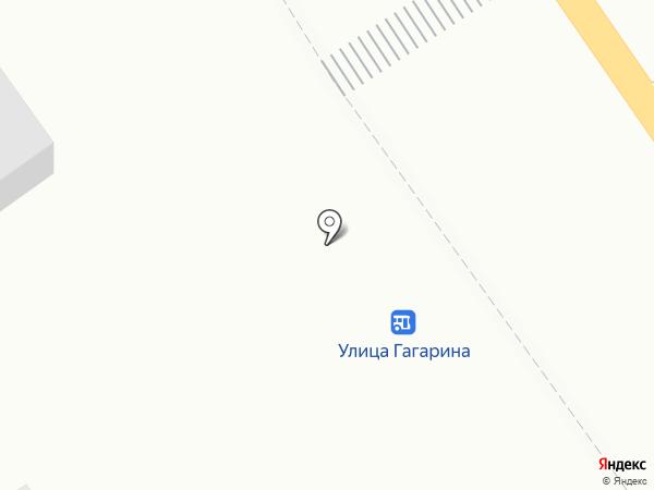 Продуктовый магазин на карте Новороссийска
