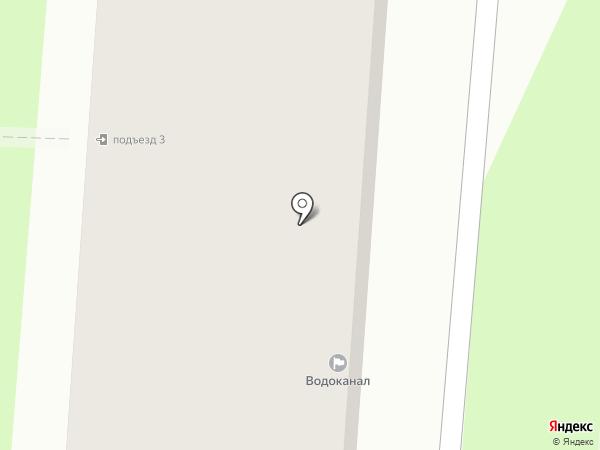Бизнес клуб на карте Мытищ
