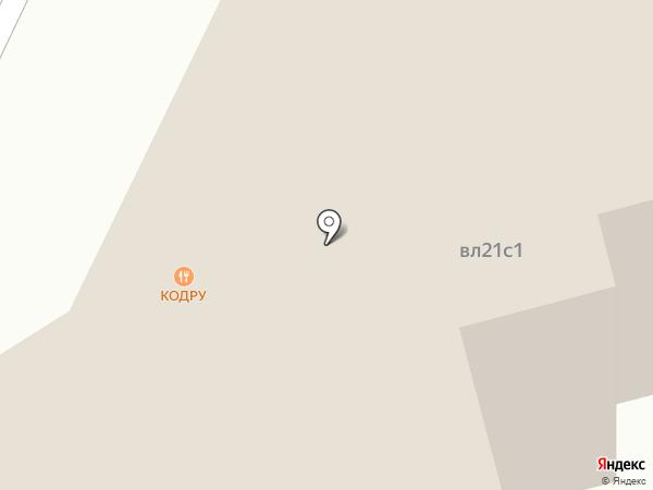 Флагман на карте Мытищ