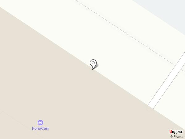Автомеханика на карте Москвы