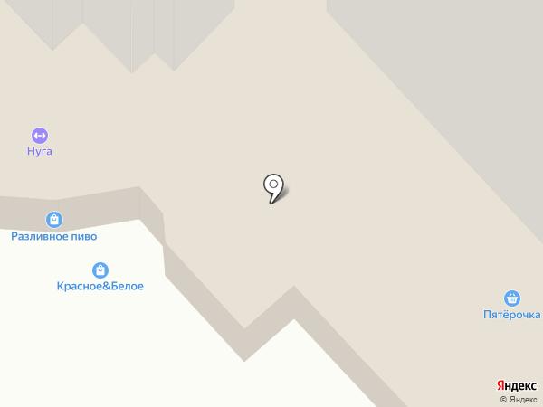 Тренд Стайл на карте Мытищ