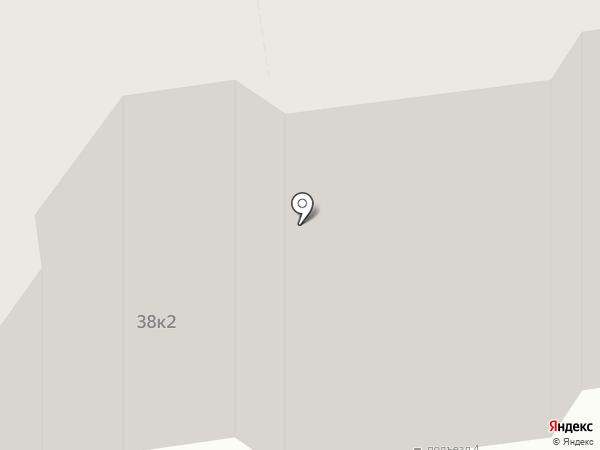 Каскад, ТСЖ на карте Мытищ